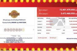 Một người Hà Nội trúng Jackpot tiền tỷ, trở thành tỷ phú Vietlott thứ hai trong tháng 7