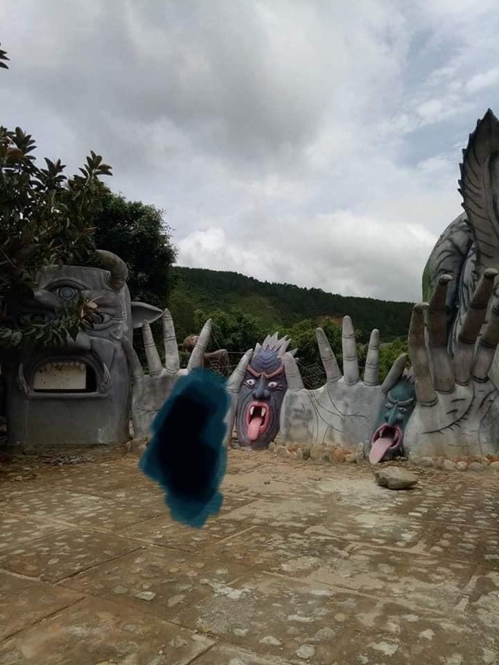 Dân mạng tranh cãi tạo hình ghê rợn tại khu du lịch mới ở Đà Lạt-2