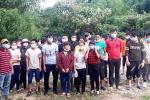 Bắt giữ 6 ngư dân đi bộ theo đường biển trốn cách ly từ Đà Nẵng về Huế-2