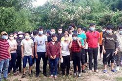 Bắt giữ 33 đối tượng người Việt vượt biên từ Trung Quốc trốn cách ly