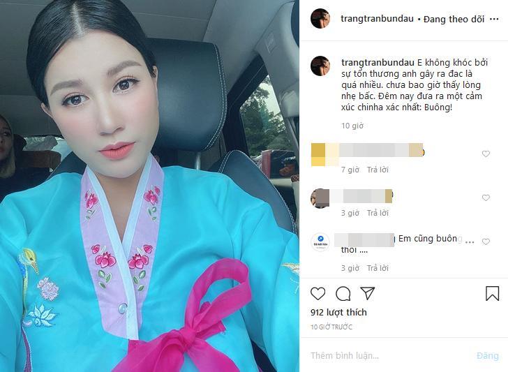 Rộ tin Trang Trần rạn nứt hôn nhân với chồng Việt kiều-1