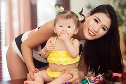 Bị nghi ngờ cách dạy con, Trang Trần: 'Tôi chửi bậy không có nghĩa con tôi cũng chửi bậy'