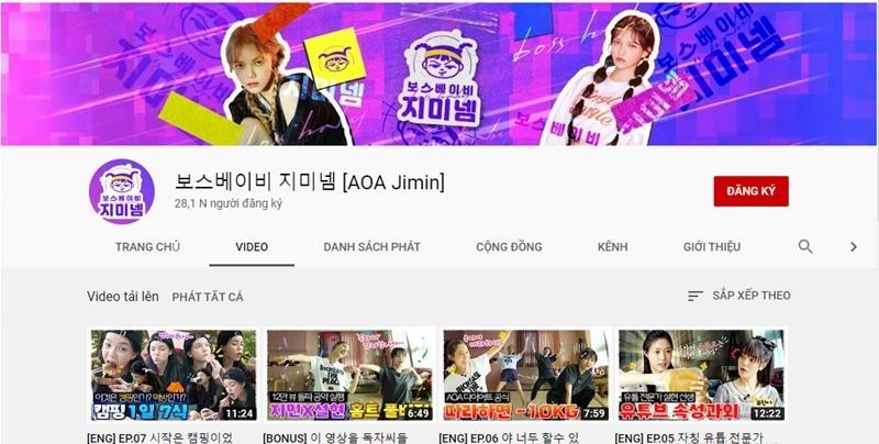 Kênh Youtube mới lập của Jimin (AOA) hứng chịu cơn bão hủy theo dõi sau drama bắt nạt chấn động-3