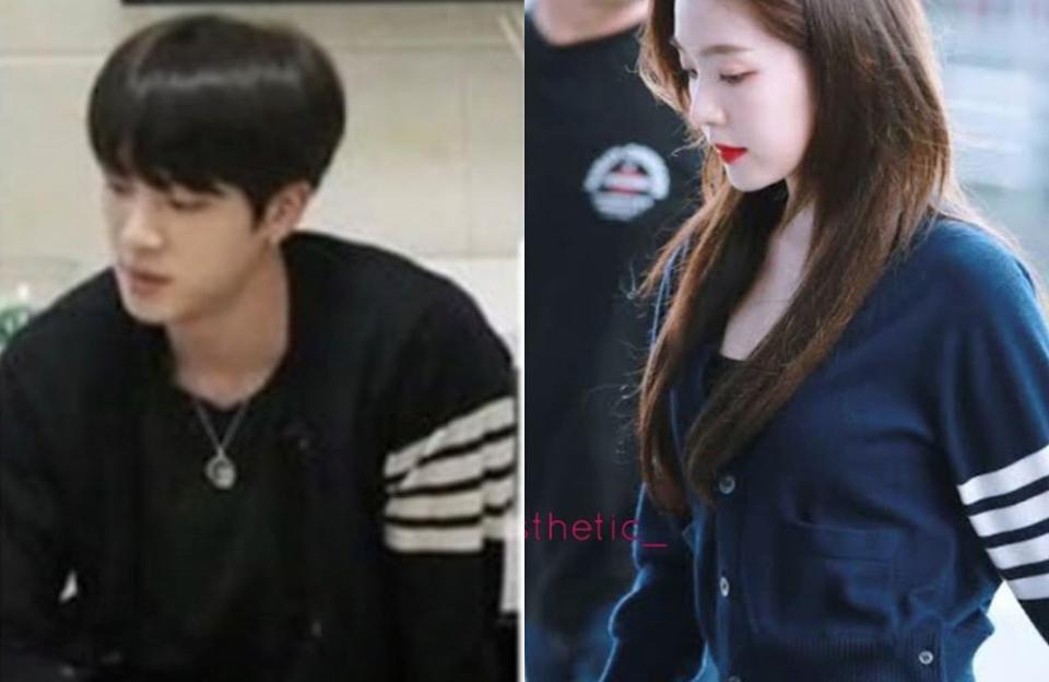 Fan sửng sốt vì bằng chứng hẹn hò của Irene - Jin-2