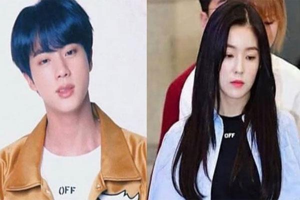 Fan sửng sốt vì bằng chứng hẹn hò của Irene - Jin-1
