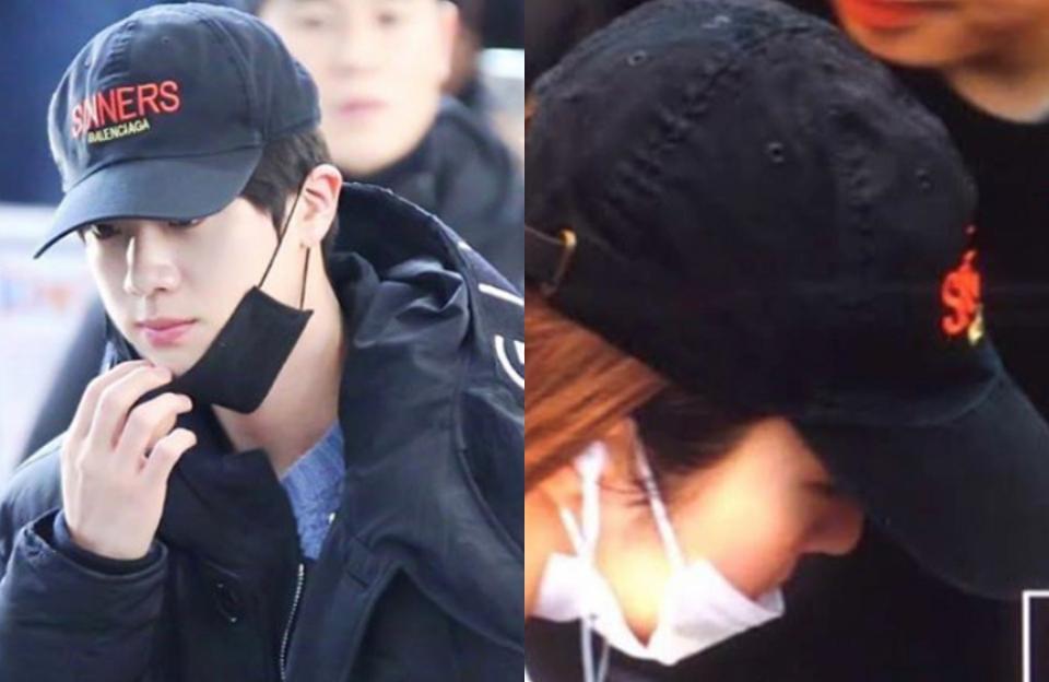 Fan sửng sốt vì bằng chứng hẹn hò của Irene - Jin-5