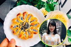'Phát cuồng' món ăn làm từ hoa đậu biếc đã đẹp lại ngon của mẹ trẻ Hà Thành