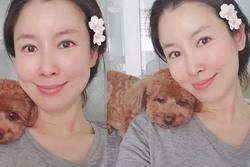 Người đẹp 'Những nàng công chúa nổi tiếng' khoe nhan sắc rạng ngời U50