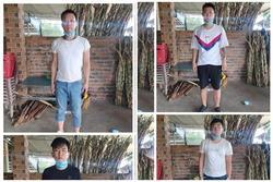 Truy tìm 4 người Trung Quốc bỏ trốn khỏi khu cách ly Covid-19