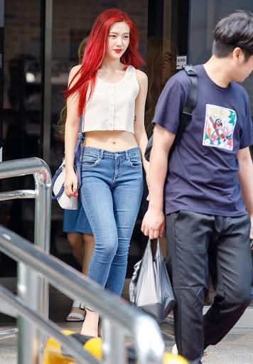Mỹ nữ Hàn Quốc giảm 8 kg vì bị chê mập mạp-6