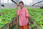 Khoe ảnh làm nông dân, Midu nhận được vô số lời khen về nhan sắc tuổi 31