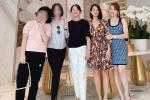 Bạn gái Chi Bảo đăng ảnh thân thiết bên mẹ chồng tương lai và vợ cũ người yêu