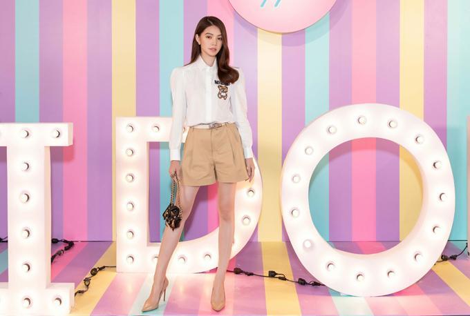 Hoa hậu người Việt tại Úc Jolie Nguyễn lần đầu đóng phim đã sắm hàng hiệu gây choáng-1