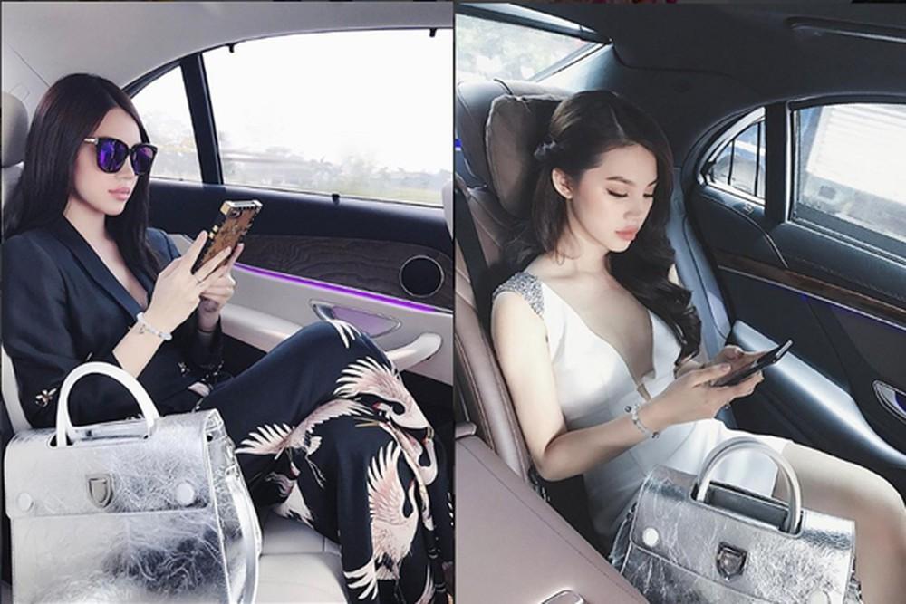 Hoa hậu người Việt tại Úc Jolie Nguyễn: Cuộc sống sang chảnh, đình đám báo Mỹ-4