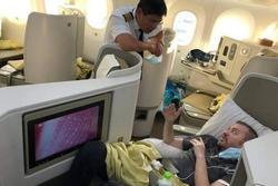 Vì sao bệnh nhân 91 không bay thẳng từ TP. HCM về Anh?