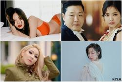 HyunA và loạt mỹ nhân trong MV tỷ view của Psy giờ ra sao?