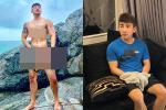 Ngượng chín mặt với loạt ảnh khỏa thân của 'tú ông' Lục Triều Vỹ