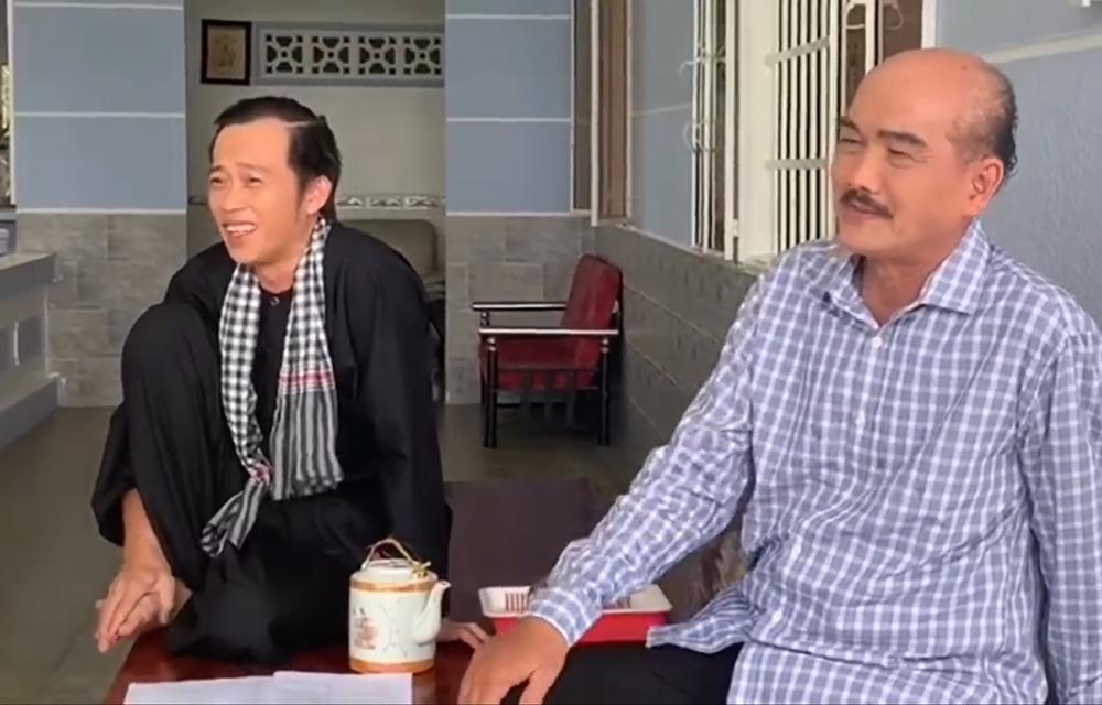 NSƯT Hoài Linh tiết lộ bí quyết chống đạo diễn bắt đóng phim đến đêm-2
