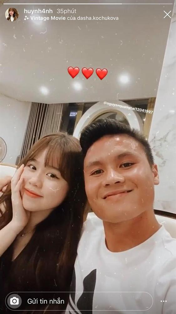 Huỳnh Anh công khai ảnh bên Quang Hải sau ồn ào, khẳng định tình cảm vẫn mặn nồng-4