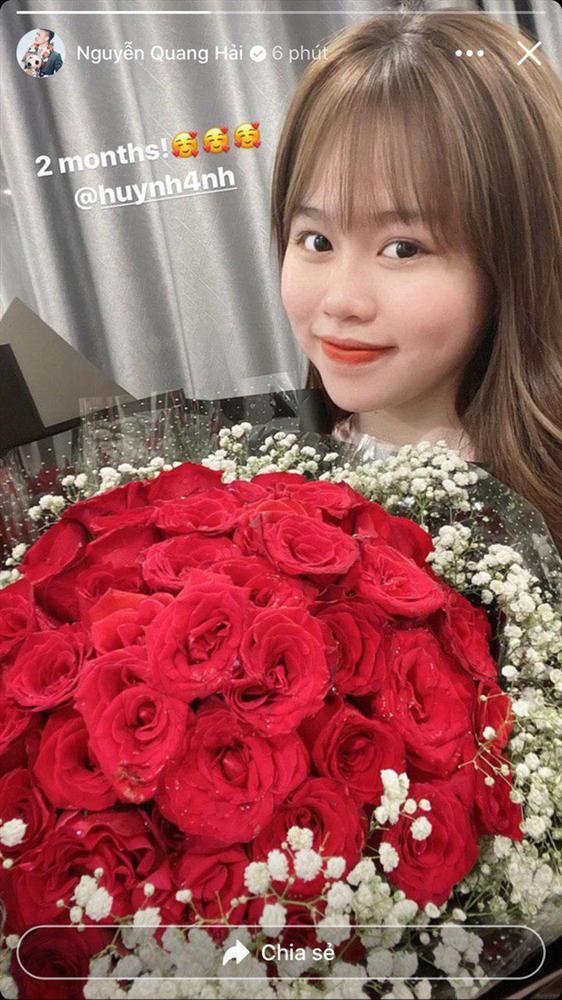 Huỳnh Anh công khai ảnh bên Quang Hải sau ồn ào, khẳng định tình cảm vẫn mặn nồng-2