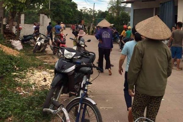 Thái Nguyên: Nữ tài xế mới học lái tông trúng 2 em học sinh đi xe đạp, 1 em tử vong-1