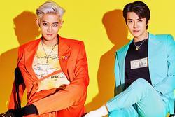 Sehun Và Chanyeol tiết lộ mục tiêu trong album mới sắp phát hành