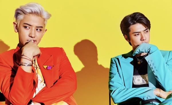 Sehun Và Chanyeol tiết lộ mục tiêu trong album mới sắp phát hành-2