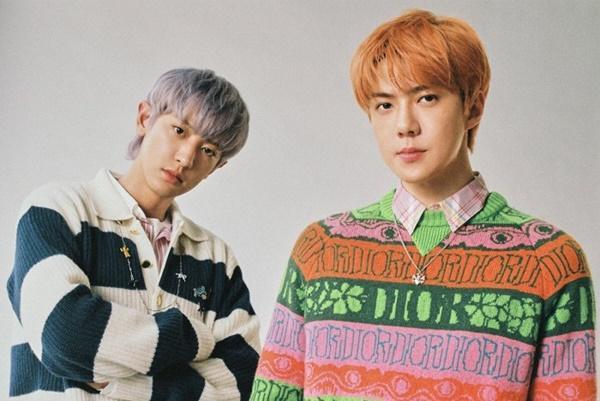 Sehun Và Chanyeol tiết lộ mục tiêu trong album mới sắp phát hành-4