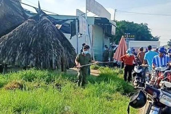 Đôi nam nữ tử vong trong quán cà phê ở Tây Ninh-1