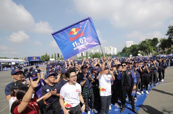 Red Bull ghi dấu ấn với Ngày Tích cực, xác lập kỷ lục châu Á-3