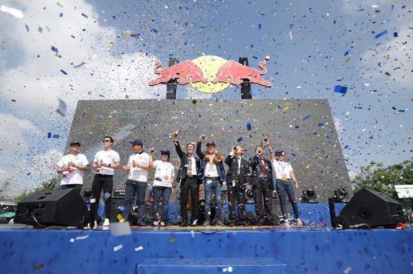 Red Bull ghi dấu ấn với Ngày Tích cực, xác lập kỷ lục châu Á-4