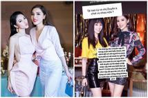 Jolie Nguyễn bị 'đào mộ' tặng áo fake cho Kỳ Duyên xong đổ thừa người bán