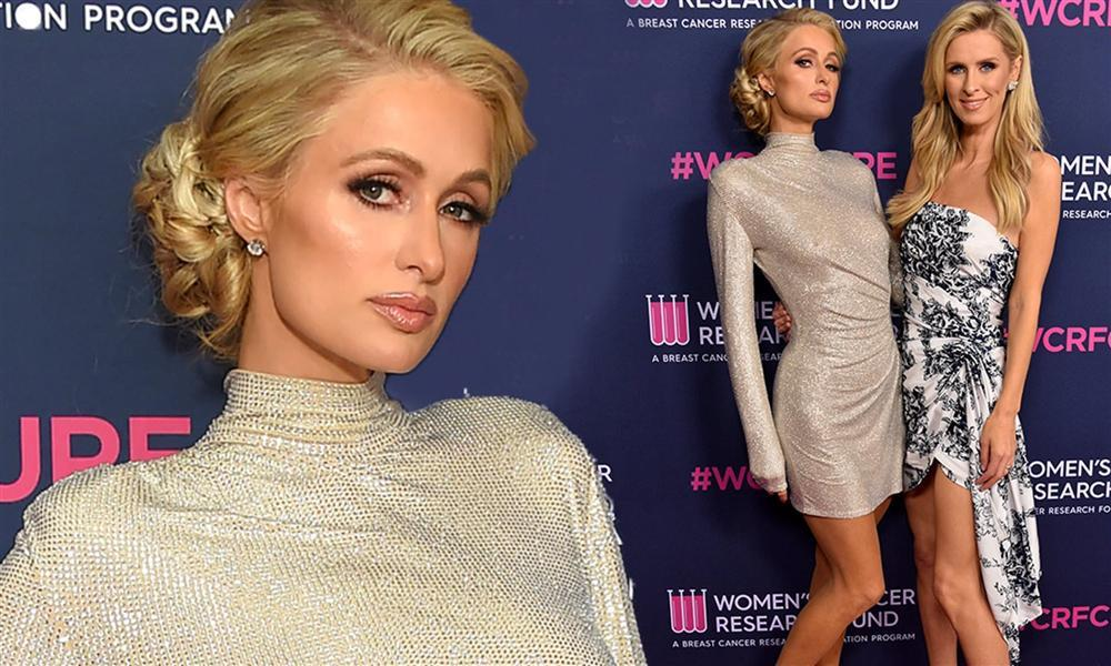Nữ hoàng thị phi Paris Hilton tuyên bố tranh cử Tổng thống Mỹ-3