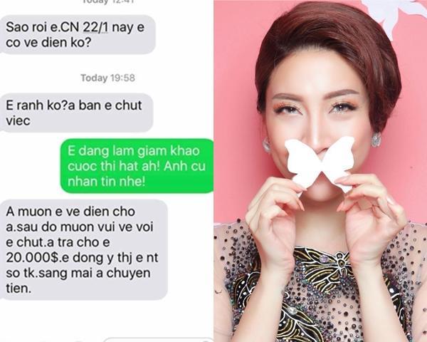 Những người đẹp showbiz Việt nào từng từ chối gạ tình trăm triệu?-3