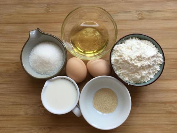 Không cần lò nướng, các chị vào mà xem cách làm bánh mì sữa xốp mềm bằng chảo đây này!-1