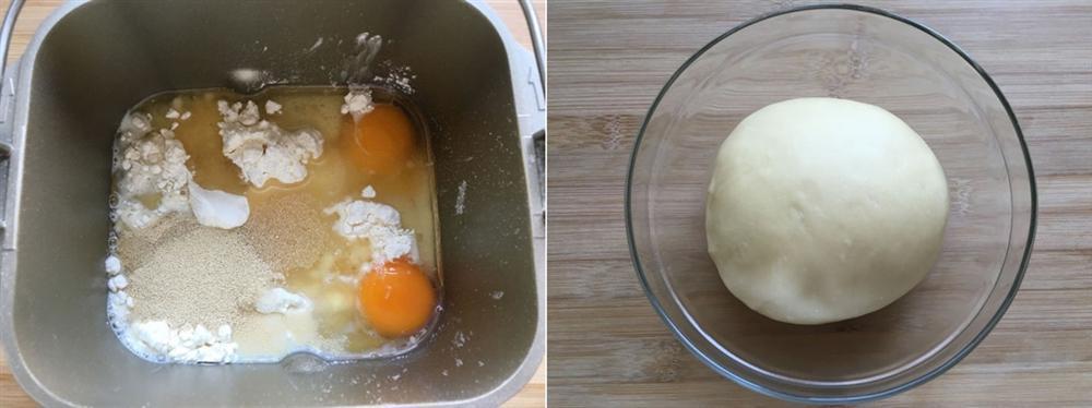 Không cần lò nướng, các chị vào mà xem cách làm bánh mì sữa xốp mềm bằng chảo đây này!-2