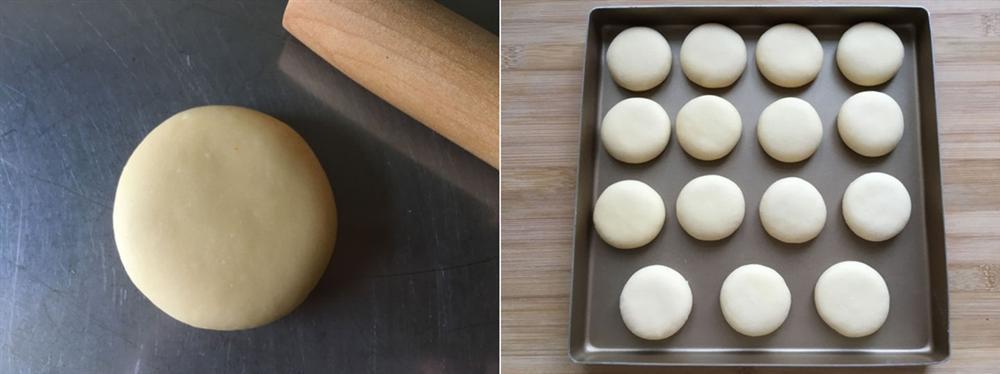 Không cần lò nướng, các chị vào mà xem cách làm bánh mì sữa xốp mềm bằng chảo đây này!-3