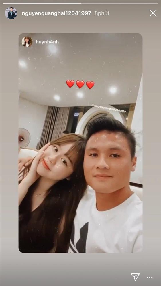 Huỳnh Anh được đồng nghiệp của Quang Hải gọi là quý bà vì kiểu tóc, trang phục-4