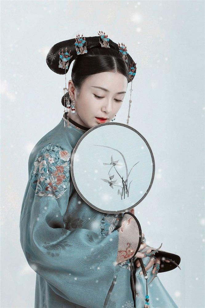 Phú Sát Hoàng Hậu Tần Lam mắng antifan: Tử cung của tôi liên quan gì đến bạn?-2