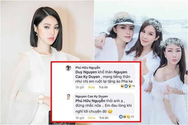 Scandal đếm không xuể của Jolie Nguyễn-3