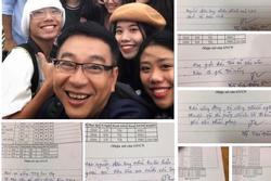 Thầy giáo trẻ khiến học sinh mê tít thò lò chỉ bằng vài câu phê bình 'duyên tận nóc'