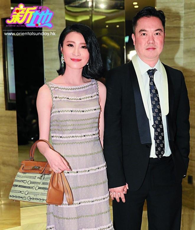 Mỹ nhân TVB ép chồng phải xem cảnh nóng của mình-2