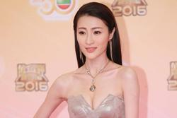 Mỹ nhân TVB ép chồng phải xem cảnh nóng của mình
