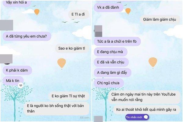 Xuất hiện nhiều tin nhắn chồng trẻ cô dâu Cao Bằng đu đưa tiểu tam-5