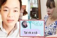 Xuất hiện nhiều tin nhắn chồng trẻ cô dâu Cao Bằng 'đu đưa' tiểu tam