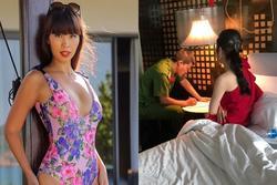 Siêu mẫu Hà Anh nói về hoa hậu bán dâm: 'Thân của họ, họ thích làm gì thì làm'