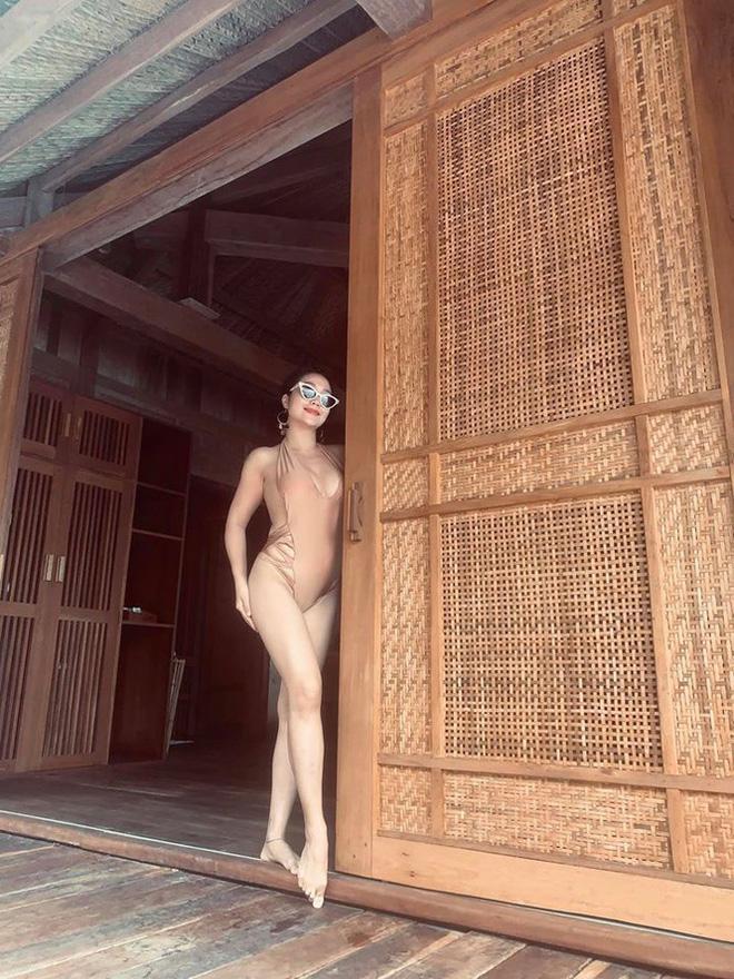 Hình ảnh táo bạo ở tuổi 36 của Ốc Thanh Vân-8