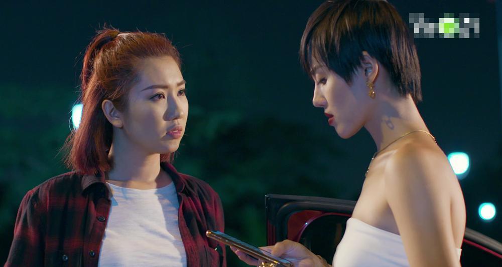 Gạo nếp gạo tẻ phần 2 tập 14: Khánh Linh phải dùng tiền để dụ mẹ ruột Thúy Ngân về gặp con-5