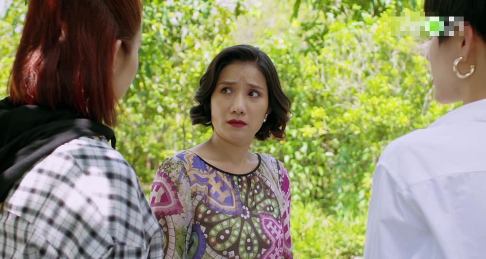 Gạo nếp gạo tẻ phần 2 tập 14: Khánh Linh phải dùng tiền để dụ mẹ ruột Thúy Ngân về gặp con-7