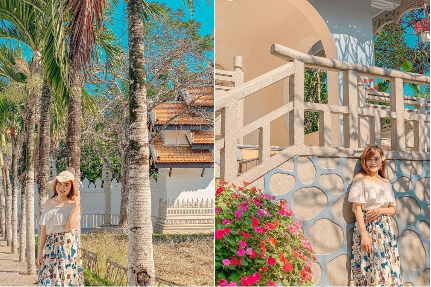 Sống ảo ở 3 ngôi chùa xứ Huế có kiến trúc đẹp-6